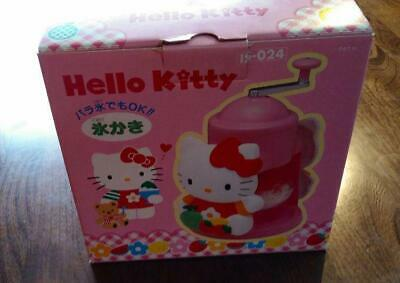 :Hello Kitty Ice Shaver