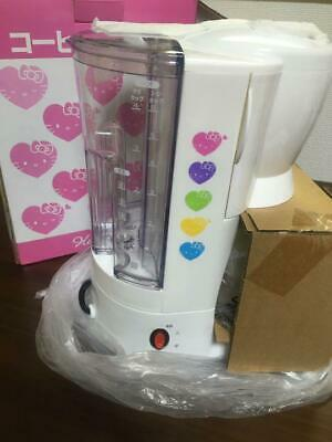:Coffee Maker Hello Kitty