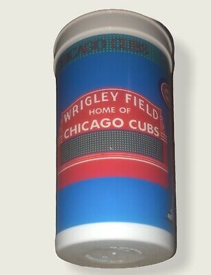 """Pepsi """"Wrigley Field Home Of The Chicago Cubs"""" Vintage 1990's Collectible Cup"""