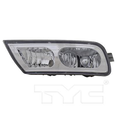 NEW FRONT LEFT /& RIGHT FOG LAMP UNIT FOR 2001-2003 ACURA MDX AC2592103 AC2593103