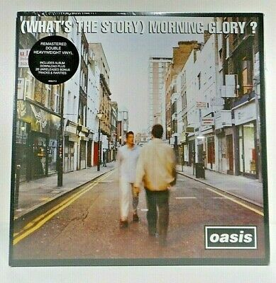 (Whats the Story) Morning Glory [Remastered] [LP] by Oasis (Vinyl, Sep-2014) New