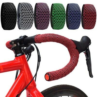 FSA PowerTouch Bicycle Handlebar Tape Black Road Bicycle CX Full Speed Ahead