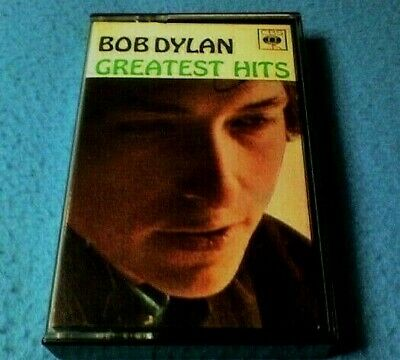 Bob Dylan - Bob Dylan's Greatest Hits Cassette Tape -Tested -Near Mint Condition