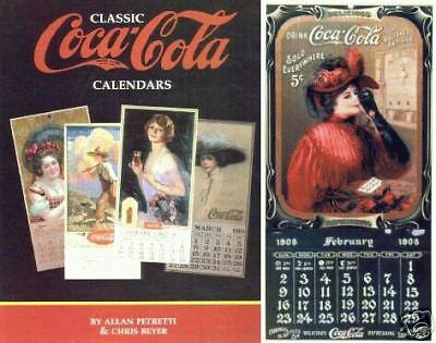 BOOK - COCA-COLA Calendars - Classic Coke - Petretti & Byer - 48% off SALE