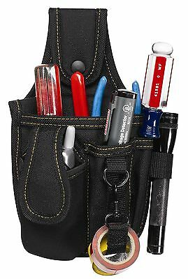 KUNYS Tough Multi Pocket Small Hand Tool & Mobile Phone Holder Pouch, PL99