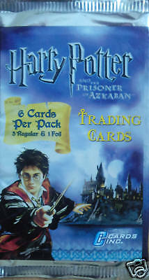 Harry Potter & The Prisoner Of Azkaban Booster Pack