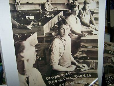 REDWING SHOES Doublesided Print Ad 100 Celebration L@@K