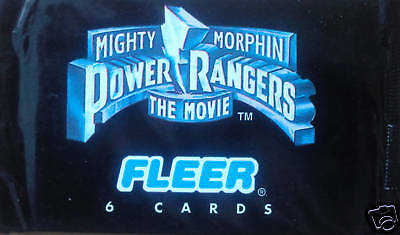 Mighty Morphin Power Rangers The Movie Booster Pack