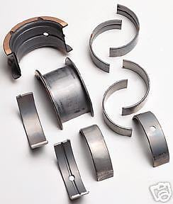 Plymouth 260 V8 Poly Main Bearings Set 1955