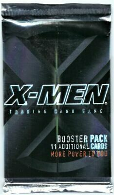 X-Men Trading Cards Booster Pack