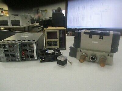 Mixed Lot of Crydom Solid State Relay.  See List Below<
