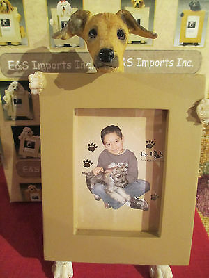 italian greyhound  picture frame   15-106