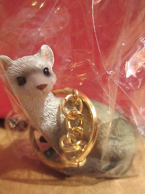 Ferret ~ Key Chain