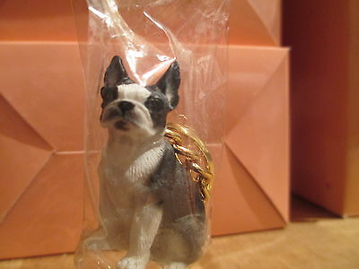 boston terrier key chain great gift for  new pet , home