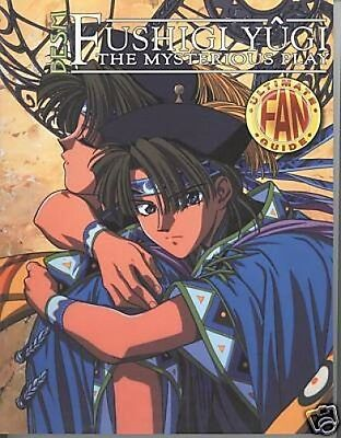 Fushigi Yugi The Mysterious Play Ultimate Fan Guide #2/RPG Game Info/Characters