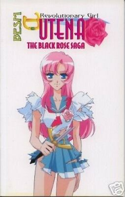 Utena The Black Rose Saga Essential Role-Playing Guide #2/Anime/2004 BESM