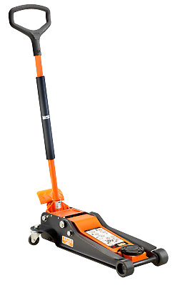 BAHCO BH13000 3 Ton Extra Compact Hydraulic Lift Trolley Car Garage Lifting Jack