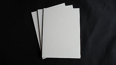30-Pack Canvas Panels ~ Variety Of Sizes ~ New!