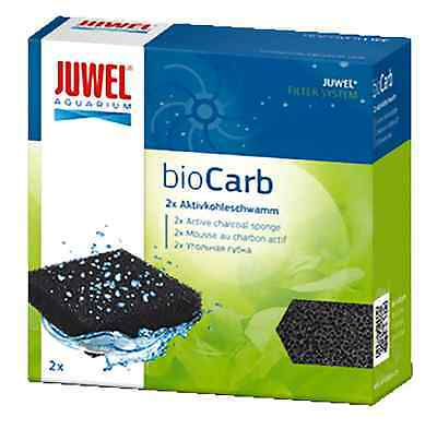 Juwel Jumbo Carbon Pads Pack of 2 Genuine Product