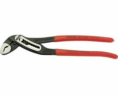 KNIPEX 250mm (10in) Alligator Waterpump PVC Grips Pliers 88-01-250, KPX8801250