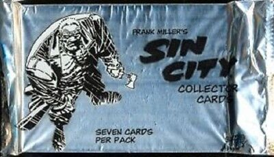 Sin City Trading Cards Booster Pack