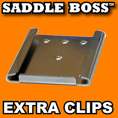 Saddle Boss Extra Mounting Clip For Ultimate Rack