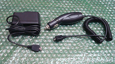 HOME+CAR CHARGER VERIZON LG VX9900 VX-9900 enVy enV