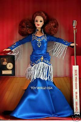 1998 Barbie GRAND OLE OPRY RISING STAR 2nd in Series Doll