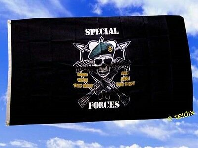 Fahne Flaggen US SPECIAL FORCES 150x90cm TDShop24