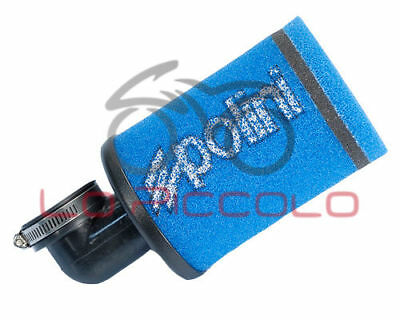 203.0029 Filtro Aria Air Box Polini Per Scooter Carb.19 Phbg 90' Evolution