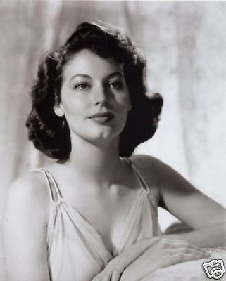 Ava Gardner Great New BW 10x8 Photo