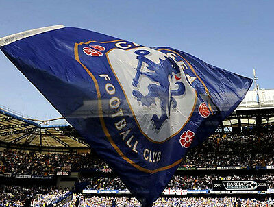 Awsome New Chelsea Flag 10x8 Photo