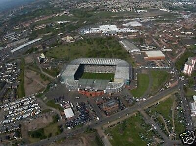 Celtic Park Great New Aerial 10x8 Photo