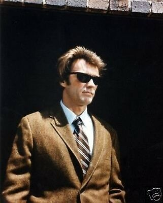 Clint Eastwood Dirty Harry Colour 10x8 Photo