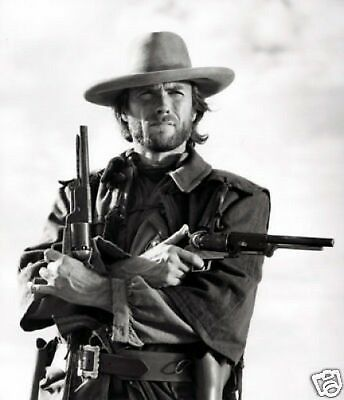 Clint Eastwood The Outlaw Josey Wales 10x8 Photo