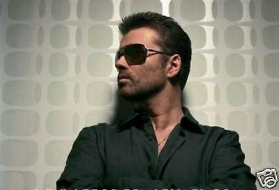 GEORGE MICHAEL Fantastic New Profile 10x8 Photo