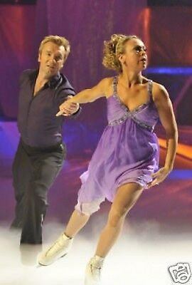 Jayne Torvill and Christopher Dean Bolero 10x8 Photo
