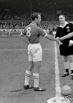 Jimmy Greaves Chelsea Legend 10x8 Photo