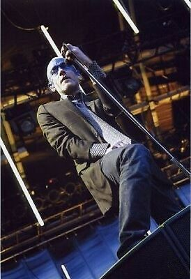 REM MICHAEL STIPE LIVE ON STAGE 10x8 Photo