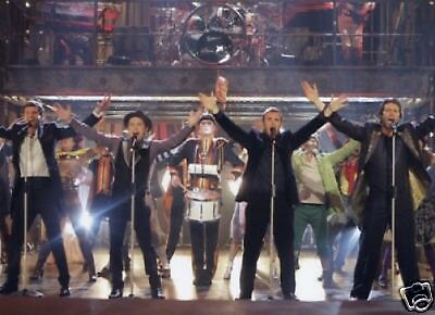 Take That Live on Stage 10x8 Photo