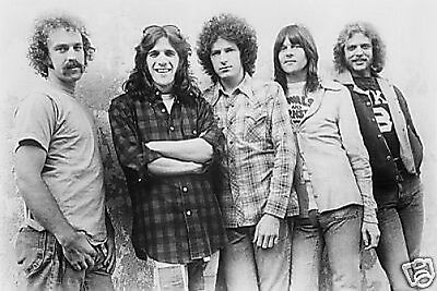 The Eagles New BW 10x8 Photo