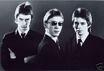 THE JAM  B&W PROMOTIONAL GROUP 10x8 Photo