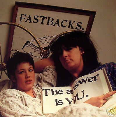 Fastbacks - The Answer is You 7""