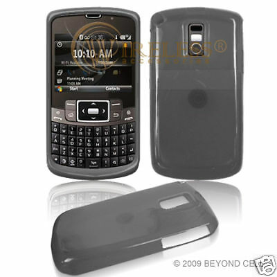 AT&T SAMSUNG JACK i637 SMOKE JELLY FACEPLATE COVER