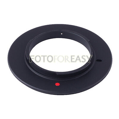 55mm Macro Reverse Adapter Ring For Nikon AF AI Mount Camera D810 D750 D7200 D90