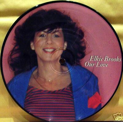 """Elkie Brooks - Our Love 7"""""""