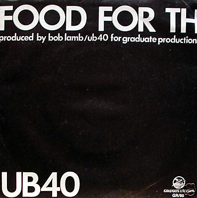 """UB40 - Food for thought/King 45"""""""