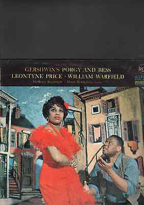 Gershwin - porgy and bess LP first italy press