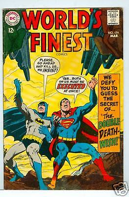 World's Finest #174 Neal Adams cover 1968