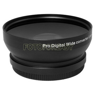 67mm 0.45x Wide Angle & Macro Conversion Lens 0.45x 67